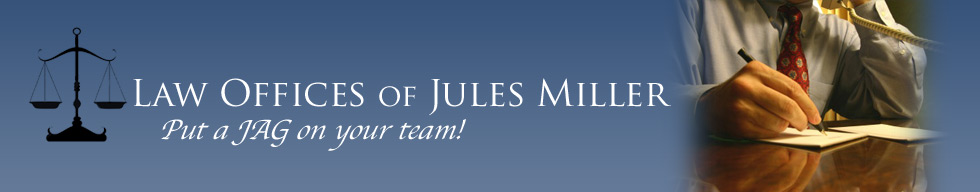 contact jules miller attorney at law, orange county, ca