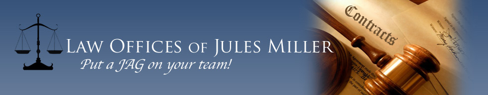 Fcontracts - Jules Miller Attorney at Law, Orange County